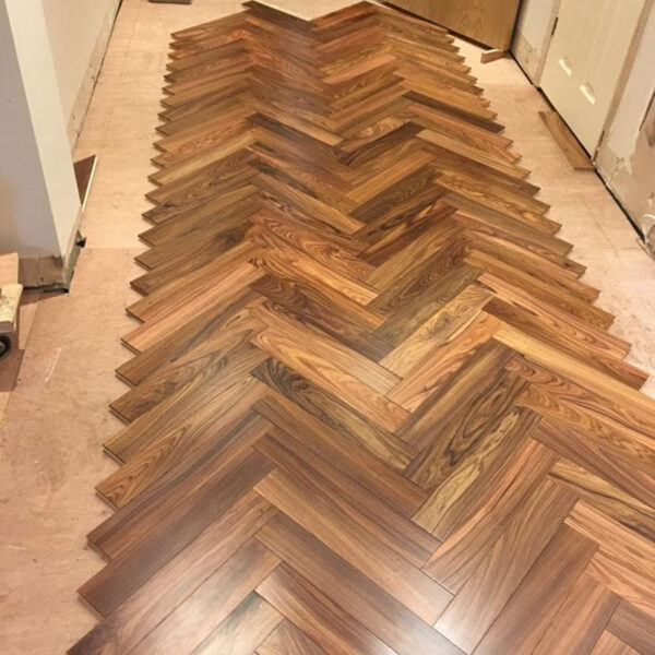 Fitting your dream wooden floor | Chester Apartment | Living Floors | Wood floor specialists, Chester, Cheshire