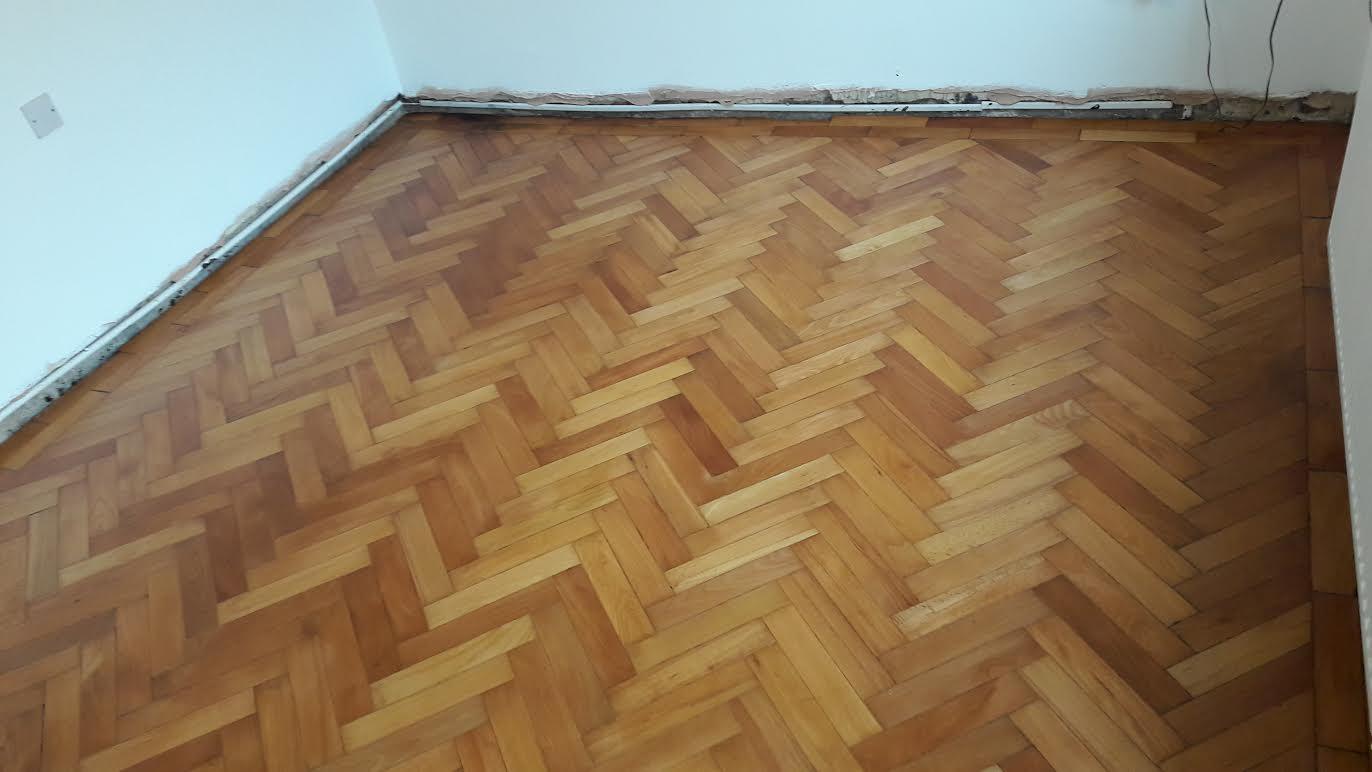 lounge floor finished