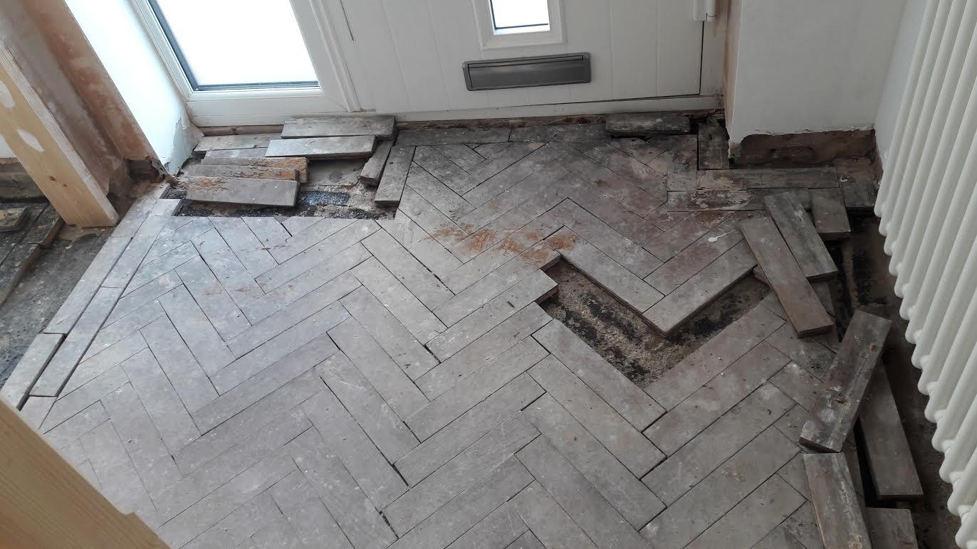 block floor restoration