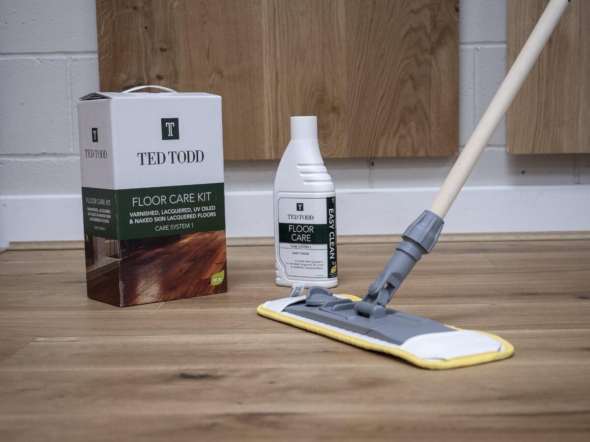 Spring clean your floor