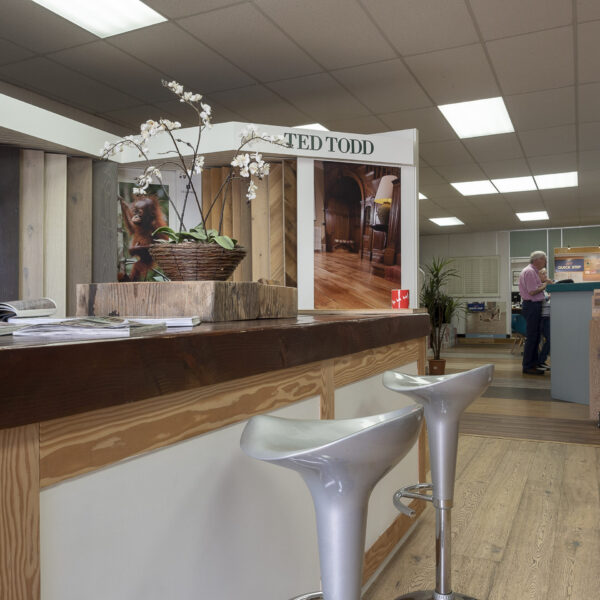 Chester showroom